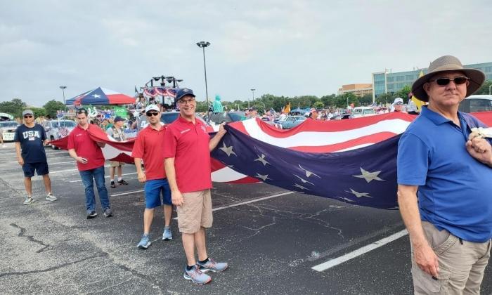 2021 Parade Garrison Flag 1