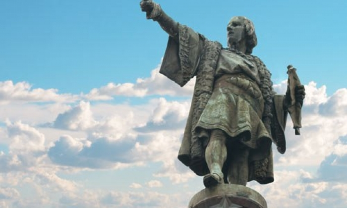 Honoring columbus and his legacy